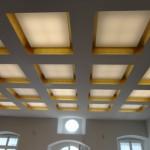 Domsakristei LED-Kassettendecke