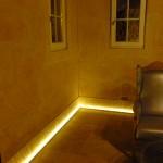 Gesamtkonzept LED-Beleuchtung Finca Balearen