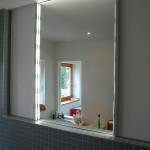 LED-Spiegelleuchte Talux