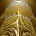 Beeindruckende Effekte der LED Beleuchtung Passage Kino Hamburg