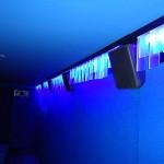 LED Effekt-Kinobeleuchtung Taumpalast Backnang