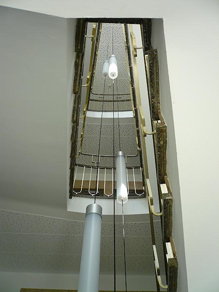 Led Treppenhausleuchten treppenhausbeleuchtung pollicht design